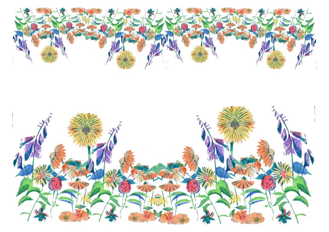 Jane Sunbeam, flowers fabric.jpg