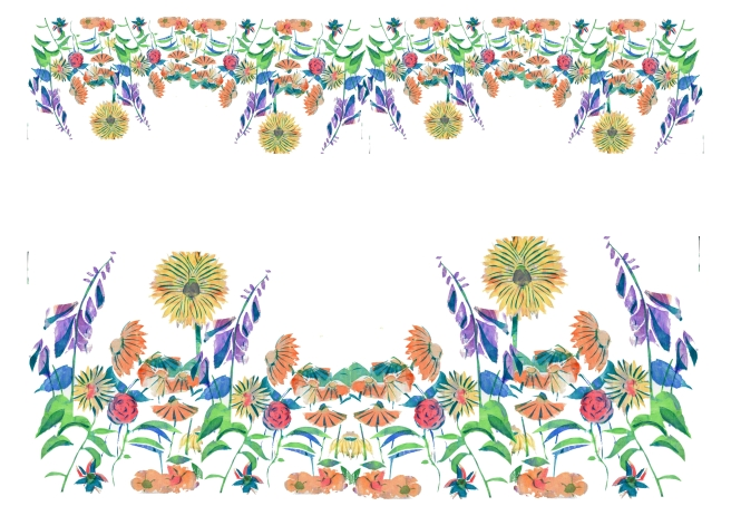 Jane Sunbeam, flowers fabric.jpg