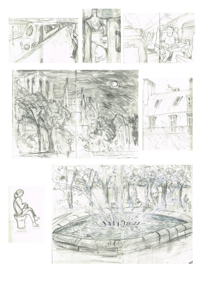 other sketchbook pages