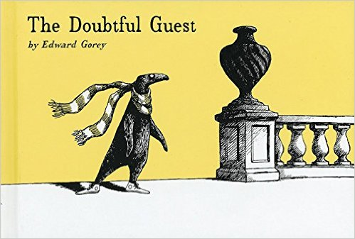 Edward Gorey, the Doubtful Guest